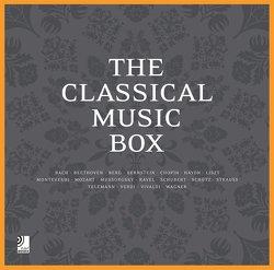 The Classical Music Box von Möller,  Hartmut