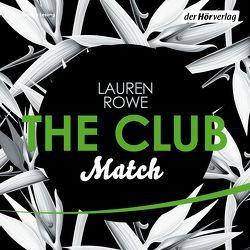 The Club 2 – Match von Baeck,  Jean Paul, Karas,  Milena, Kubis,  Lene, Rowe,  Lauren