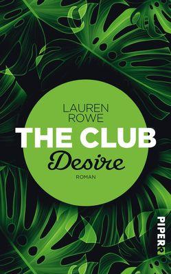 The Club – Desire von Kagerer,  Christina, Rowe,  Lauren