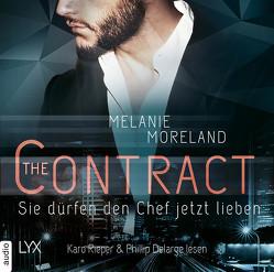 The Contract – Sie dürfen den Chef jetzt lieben von Delarge,  Phillip, Lengermann,  Frauke, Moreland,  Melanie, Rieper,  Karo
