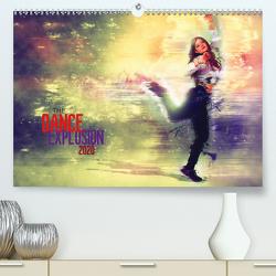 The Dance Explosion (Premium, hochwertiger DIN A2 Wandkalender 2020, Kunstdruck in Hochglanz) von Meutzner,  Dirk