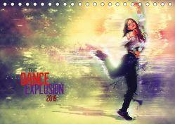 The Dance Explosion (Tischkalender 2019 DIN A5 quer) von Meutzner,  Dirk