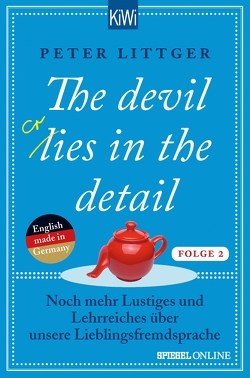 The devil lies in the detail – Folge 2 von Littger,  Peter