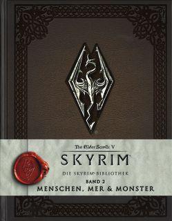 The Elder Scrolls V: Skyrim von Gießl,  Thomas, Kasprzak,  Andreas, Titans Books