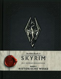 The Elder Scrolls V: Skyrim von Titan Books