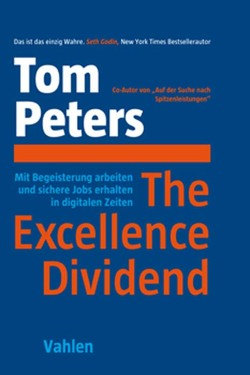 The Excellence Dividend von Fritz,  Jana, Peters,  Tom