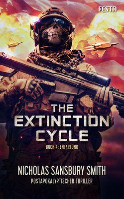 The Extinction Cycle – Buch 4: Entartung von Sansbury Smith,  Nicholas