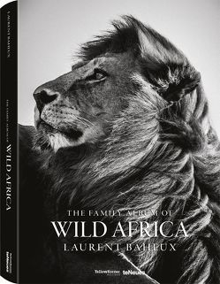The Family Album of Wild Africa, Small Format Ed. von Baheux,  Laurent