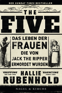 The Five von Höbel,  Susanne, Rubenhold,  Hallie