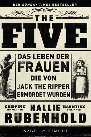 The Five von Höbel,  Susanne, Rubenhold,  Hallie