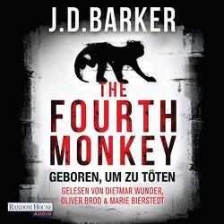 The Fourth Monkey – von Barker,  J.D., Brod,  Oliver, Flegler,  Leena, Wunder,  Dietmar