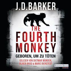 The Fourth Monkey – von Barker,  J.D., Bierstedt,  Marie, Brod,  Oliver, Flegler,  Leena, Wunder,  Dietmar