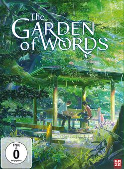 The Garden of Words – DVD von Shinkai,  Makoto