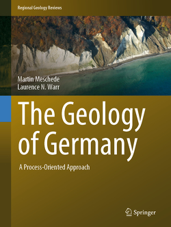 The Geology of Germany von Meschede,  Martin, Warr,  Laurence