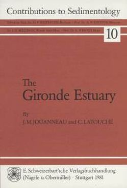 The Gironde Estuary von Jouanneau,  J M, Latouche,  C