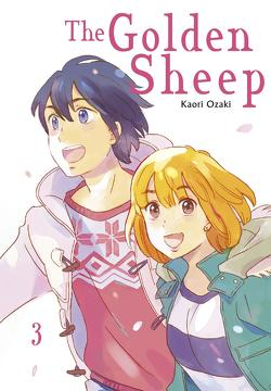 The Golden Sheep 3 von Ozaki,  Kaori, Peter,  Claudia