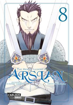 The Heroic Legend of Arslan 8 von Arakawa,  Hiromu, Keller,  Yuko, Tanaka,  Yoshiki