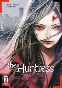 The Huntress von Bartholomäus,  Gandalf, Kiyohara,  Hiro