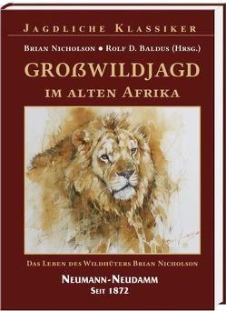 The Last of old Africa von Nicholson,  Brian