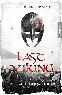The Last Viking 2 – Die Rache der Wikinger von Anderson,  Poul
