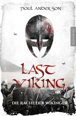 Last Viking – Die Rache der Wikinger von Anderson,  Poul