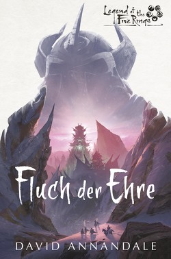 Legend of the Five Rings: Fluch der Ehre von Annandale,  David