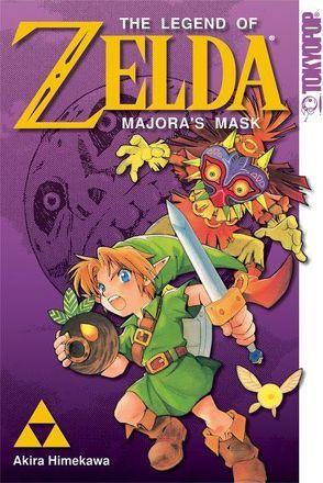 The Legend of Zelda 03 von Himekawa,  Akira