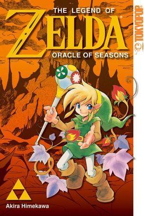 The Legend of Zelda 04 von Himekawa,  Akira