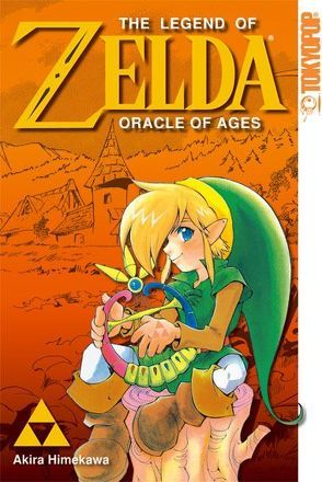 The Legend of Zelda 05 von Himekawa,  Akira