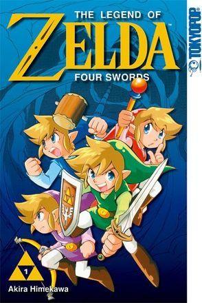 The Legend of Zelda 06 von Himekawa,  Akira