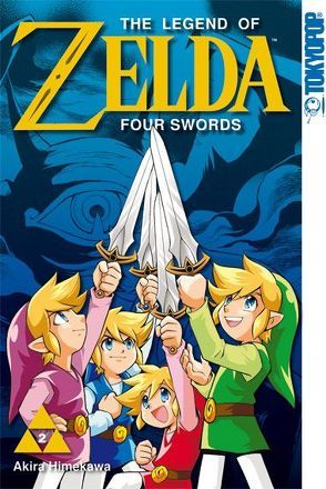 The Legend of Zelda 07 von Himekawa,  Akira