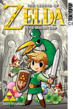 The Legend of Zelda 08 von Himekawa,  Akira