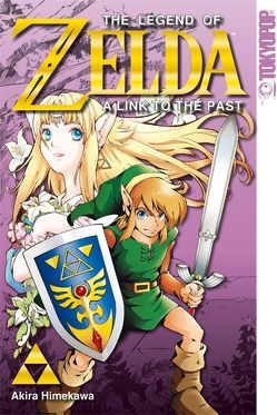 The Legend of Zelda 09 von Himekawa,  Akira