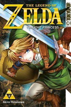 The Legend of Zelda 12 von Himekawa,  Akira