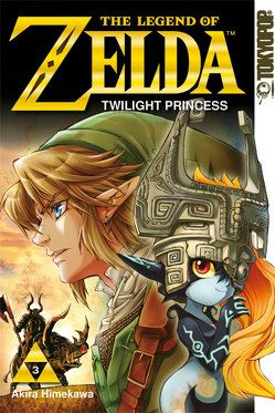 The Legend of Zelda 13 von Himekawa,  Akira