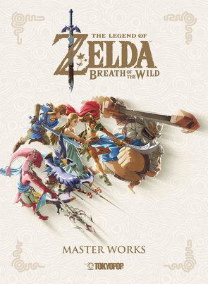 The Legend of Zelda – Breath of the Wild – Master Works von Nintendo