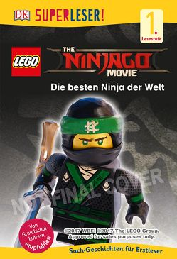 THE LEGO® NINJAGO® MOVIE Die besten Ninja der Welt