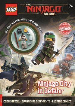 The LEGO® NINJAGO® MOVIE™ Ninjago City in Gefahr