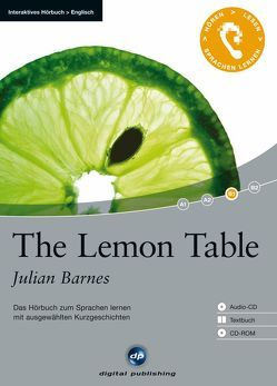 The Lemon Table von Barnes,  Julian
