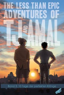 The less than epic adventures of TJ and Amal 3 von Weaver,  E.K.
