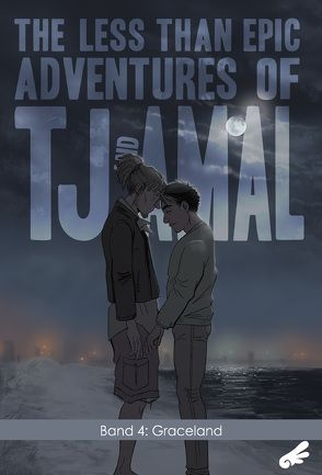 The less than epic adventures of TJ and Amal 4 von Weaver, E.K.