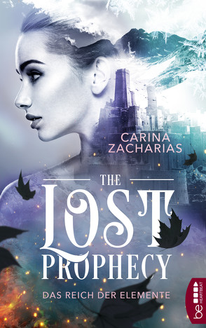 The Lost Prophecy – Das Reich der Elemente von Zacharias,  Carina