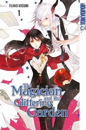 The Magician and the glittering Garden 01 von Kosumi,  Fujiko