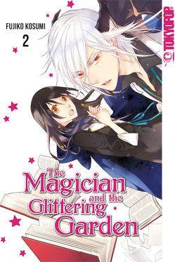 The Magician and the glittering Garden 02 von Kosumi,  Fujiko
