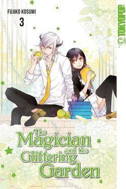 The Magician and the Glittering Garden 03 von Kosumi,  Fujiko