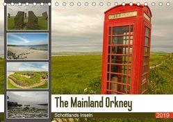 The Mainland Orkney – Schottlands Inseln (Tischkalender 2019 DIN A5 quer) von Potratz,  Andrea