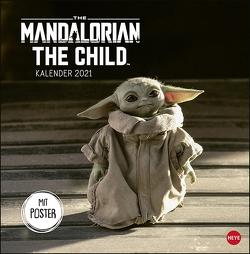 The Mandalorian Broschurkalender 2021 von Heye