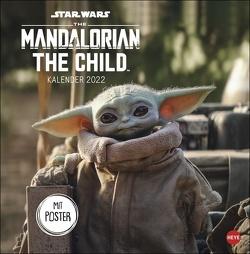 The Mandalorian Broschurkalender 2022 von Heye