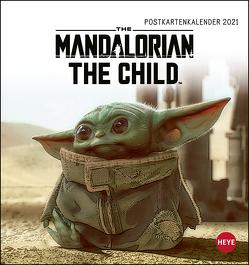 The Mandalorian Postkartenkalender 2021 von Heye