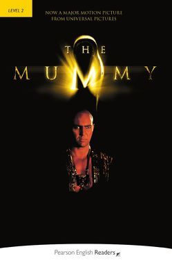 The Mummy – Leichte Englisch-Lektüre (A2) von Levithan,  David
